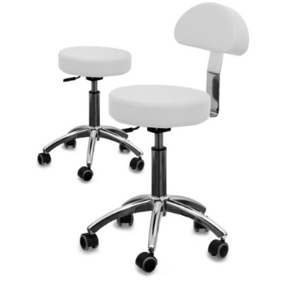 Kosmetická židle s opěradlem KZ-9934