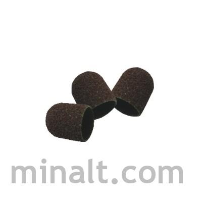 Černý klobouček - průměr 13 mm - 10 ks